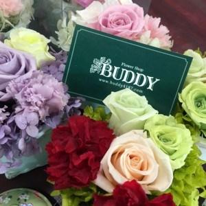 フラワーアレンジメント/BUDDY